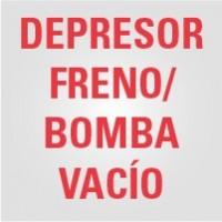 Depresor Freno/Bomba Vacío