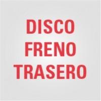 Disco Freno Trasero