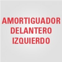 Amortiguador Delantero Izquierdo