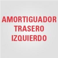 Amortiguador Trasero Izquierdo