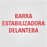 Barra Estabilizadora Delantera