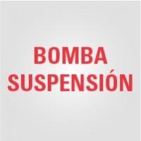 Bomba Suspensión