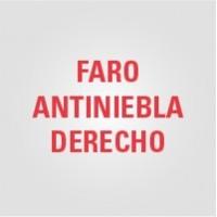 Faro Antiniebla Derecho