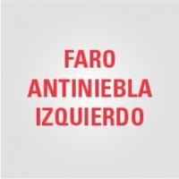 Faro Antiniebla Izquierdo