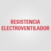 Resistencia Electroventilador