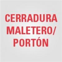 Cerradura Maletero/Portón