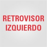 Retrovisor Izquierdo